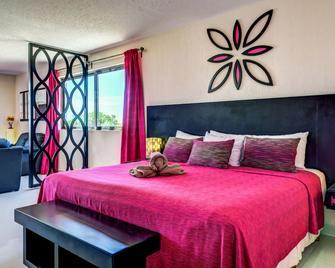Suites Corazon - Playa del Carmen - Bedroom