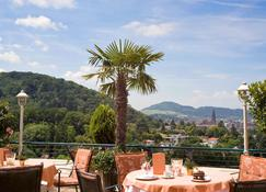 Mercure Hotel Panorama Freiburg - Friburgo de Brisgovia - Balcón