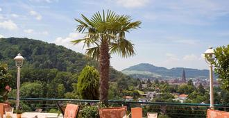 Mercure Hotel Panorama Freiburg - Freiburg im Breisgau - Balcony