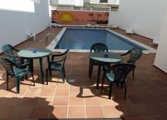 Hostal Horizonte - Sant Antoni de Portmany - Pool