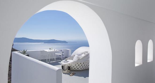 Grace Hotel Santorini, Auberge Resorts Collection - Thera - Balcony