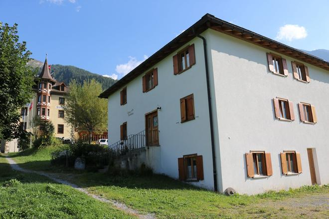 Chasa Randulina - Val Müstair - Κτίριο
