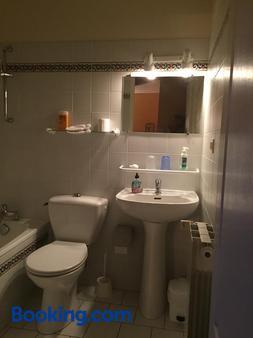 Domaine De Brousson - Camplong - Bathroom