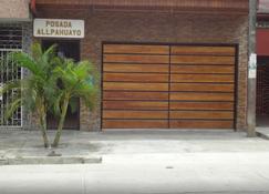Posada Allpahuayo - Iquitos - Widok na zewnątrz