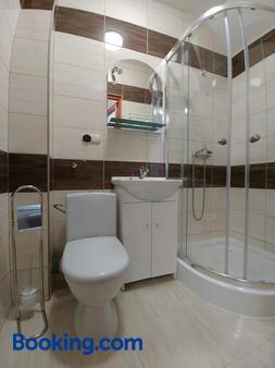 Parkowa Rezydencja Hubal - Rabka-Zdrój - Bathroom