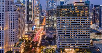 The Athenee Hotel, a Luxury Collection Hotel, Bangkok - Bangkok - Utsikt