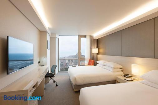 Hotel Regentmarine The Blue - Jeju City - Bedroom