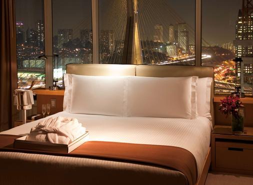聖保羅君悅大酒店 - 聖保羅 - 聖保羅 - 臥室