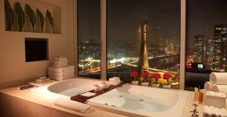 Grand Hyatt Sao Paulo - סאו פאולו - חדר שינה