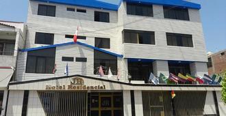 Hotel Residencial JH - Chiclayo - Edificio
