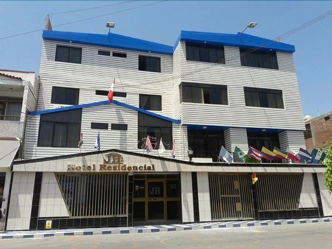 Hotel Residencial JH - Chiclayo - Building