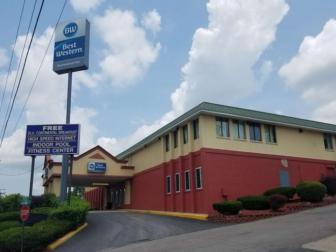 Best Western Mountaineer Inn - Morgantown - Rakennus