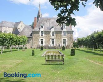 Grange du Plessis - Segré-en-Anjou-Bleu - Gebouw