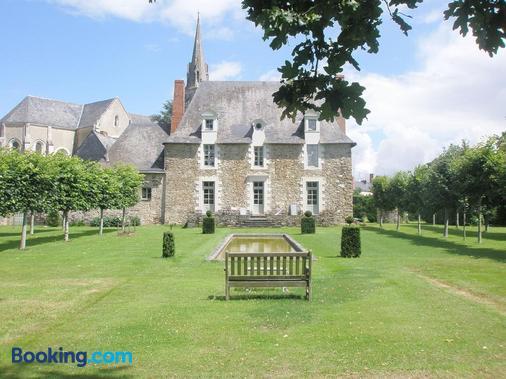Grange du Plessis - Segré-en-Anjou-Bleu - Building