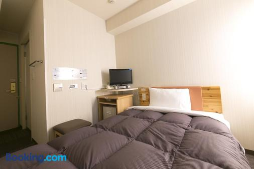 R&B Hotel Nagoya Sakae Higashi - Nagoya - Bedroom