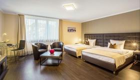 Villa Westend Hotel an der Messe GmbH - Francfort - Chambre