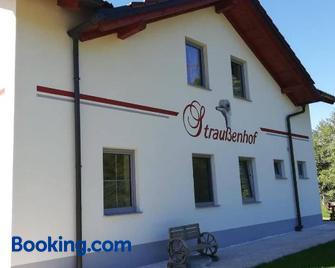 Straußenhof Halmer - Purgstall - Building