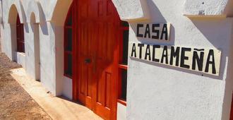 Casa Atacameña - סן פדרו דה אטקאמה - נוף חיצוני