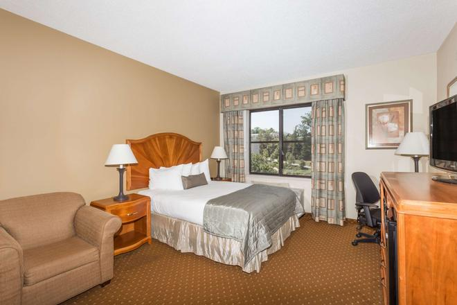 Baymont by Wyndham Asheville/Biltmore Village - Asheville - Bedroom