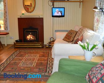 Glenbranter Cottage - Inveraray - Living room