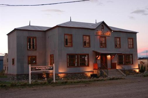 Patagonia Rebelde - El Calafate - Gebäude