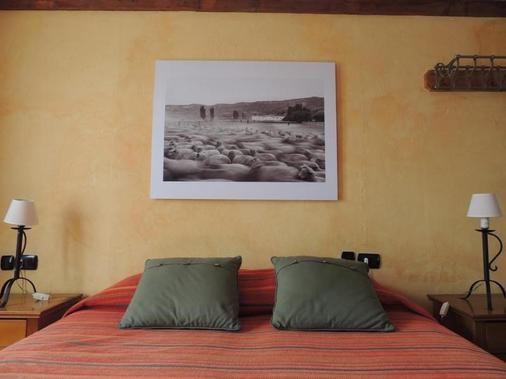 Patagonia Rebelde - El Calafate - Schlafzimmer