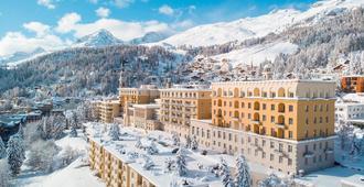 Kulm Hotel St. Moritz - Sankt Moritz - Außenansicht