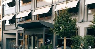 JAMS Music Hotel Munich - München - Byggnad