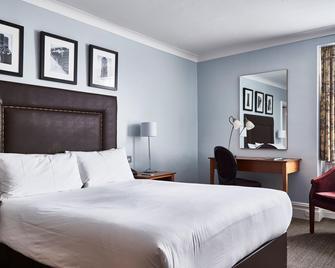 Bournemouth West Cliff Hotel - Bournemouth - Schlafzimmer
