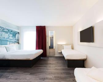 B&B Hotel Zurich East Wallisellen - Wallisellen - Спальня