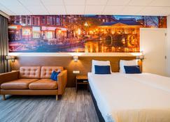 Tulip Inn Leiden Centre - Leiden - Schlafzimmer