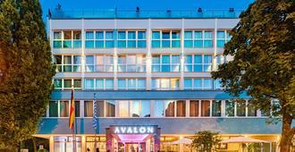 Avalon Hotel Bad Reichenhall - Bad Reichenhall - Κτίριο