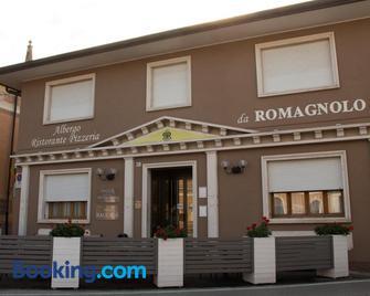 Albergo Romagnolo - Noventa Vicentina - Building