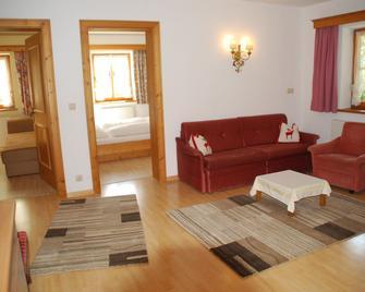 Brunnenhof - Pettneu Am Arlberg - Living room