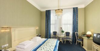 Hotel de France - Vienna - Bedroom