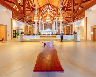 Novotel Sunshine Coast Resort - Twin Waters - Salónek