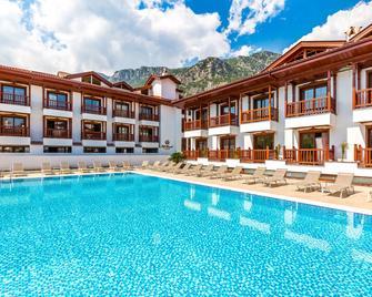 Elif Hanim Hotel & Spa - Акяка - Бассейн