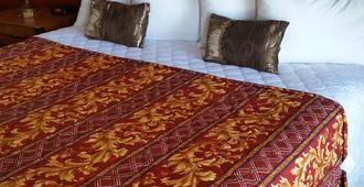 Palms Inn - Dania Beach - Bedroom