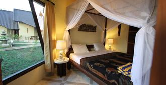 Hotel Uyah Amed & Spa Resort - Amed - Bedroom
