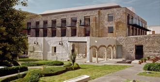 La Purificadora - Puebla de Zaragoza - Edificio