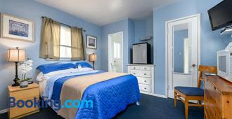 Wilshire Motel - Los Angeles - Bedroom
