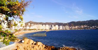 Holiday Inn Resort Acapulco - Acapulco - Näkymät ulkona