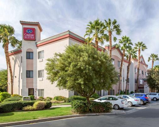 Comfort Suites Palm Desert I-10 - Palm Desert - Toà nhà