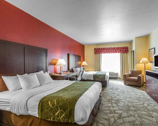 Comfort Suites Palm Desert I-10 - Palm Desert - Bedroom