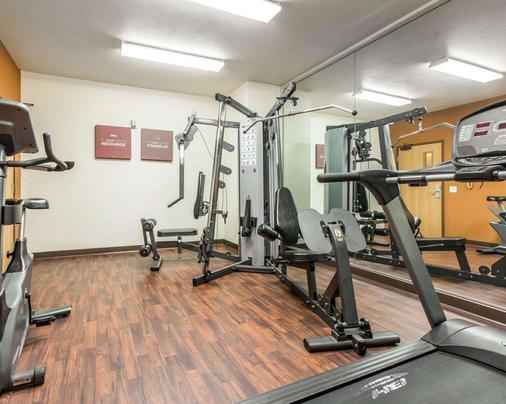 Comfort Suites Palm Desert I-10 - Palm Desert - Gym