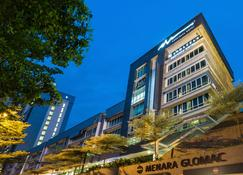 Manhattan Business Hotel Ttdi - Bangsar - Edificio