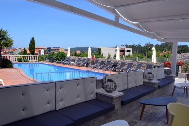 Hotel Pirámide I - Pontevedra - Piscina