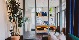 HotelO Antwerpen - Sud - Amberes - Sala de estar