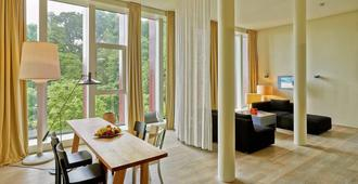 Sorell Hotel Rigiblick - ציריך - חדר אוכל