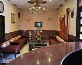 Hotel Rg Palace - Āmer - Lounge